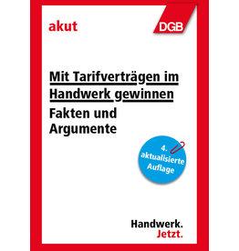 Broschüre Mit Tarifverträgen  im Handwerk gewinnen (4. Auflage)