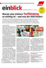 Zeitung einblick Mai 05/2021