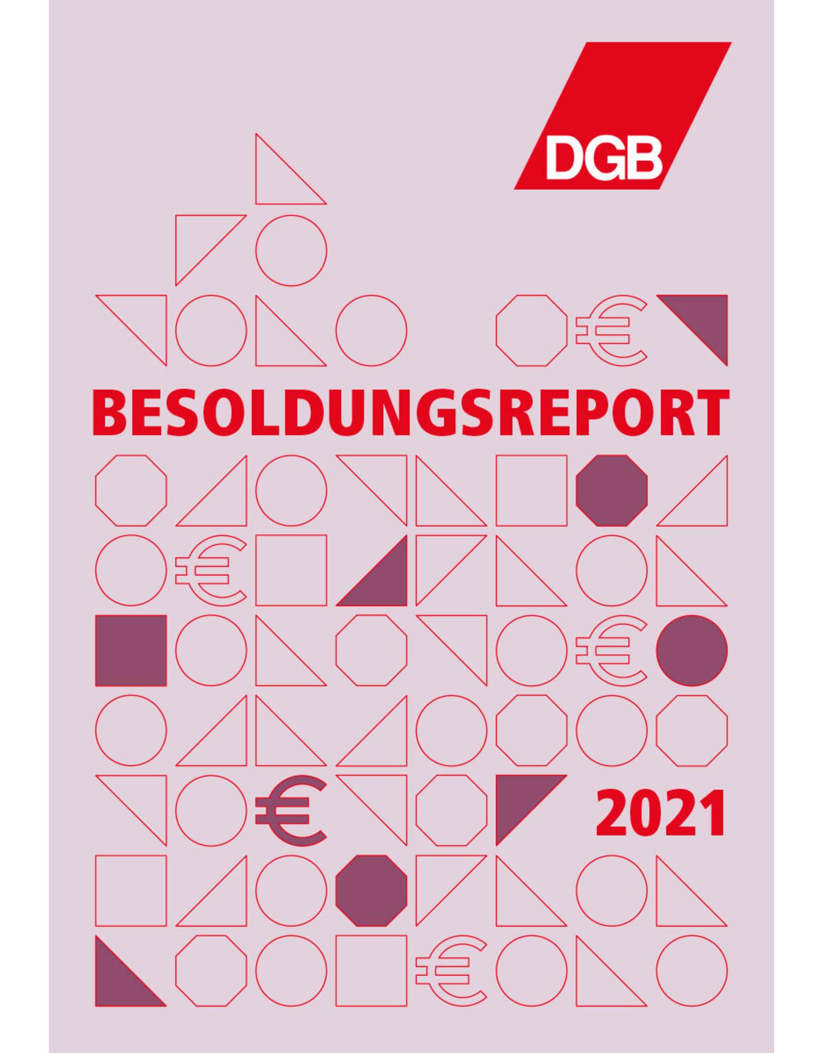DGB Besoldungsreport 2021