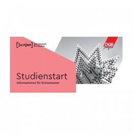 Studierenden-Flyer - Studienstart