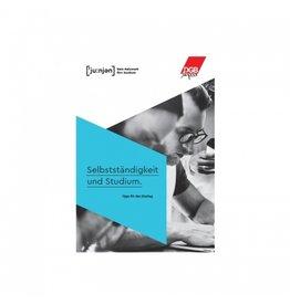 Broschüre - Selbstständigkeit und Studium - Studierende