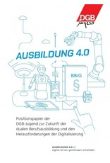 "Lobby-Broschüre ""Ausbildung 4.0"""
