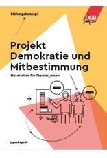 """PDM Ringbuch """"Projekt Demokratie und Mitbestimmung"""""""