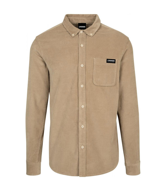 Sandy Cord Shirt