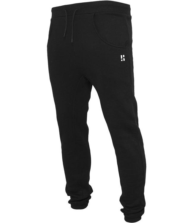 Black training pants from Poederbaas