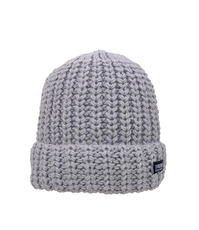 Park Series rough - round light gray hat