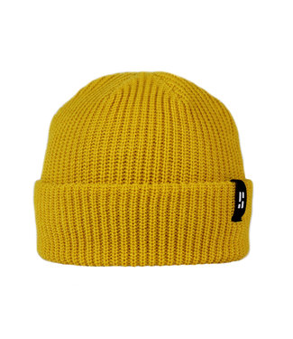 Yellow Snow - Gele muts