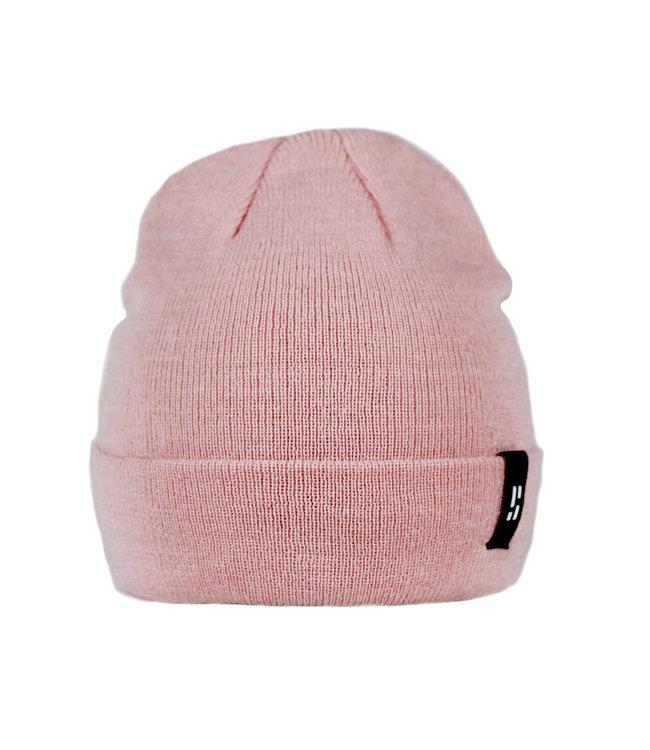 Natural Basic hat - pink