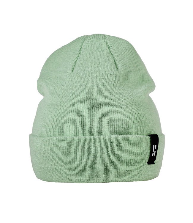 Natural Basic Hat - mint green