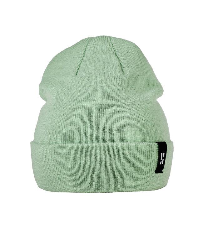 Natural Basic muts -mint green