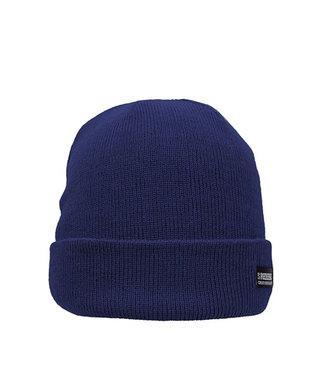 Bunter Basic Hut - blau