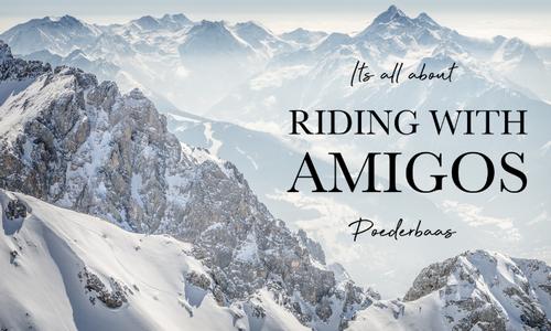 Riding with Amigo's