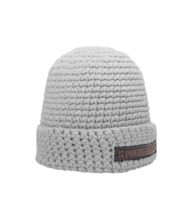 Winter sports hat - light gray