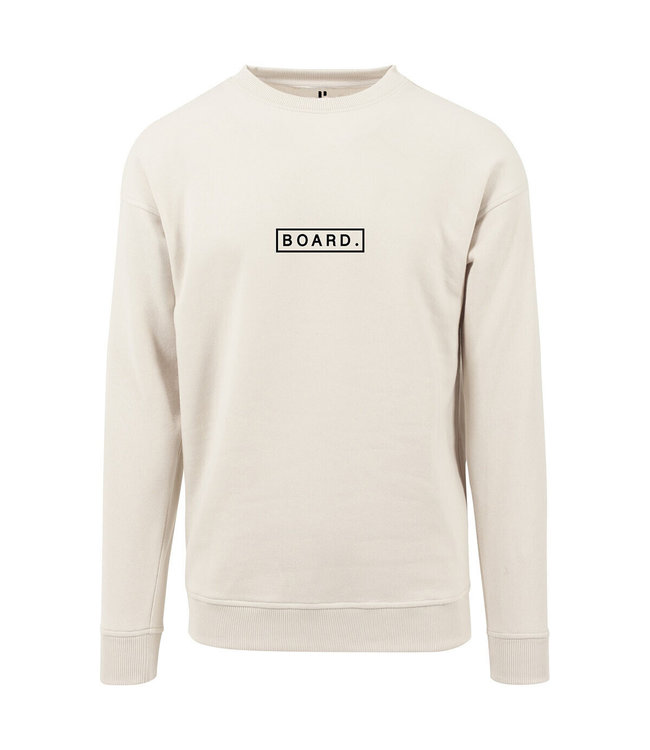 BOARD. Crewneck Sandy