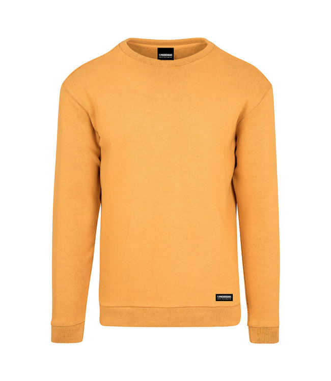 Signature Crewneck Yellow