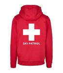 Ski Patrol Hoodie Red