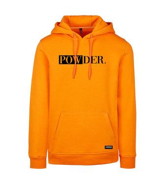 POWDER hoodie orange