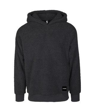 Sherpa Hoodie Zwart
