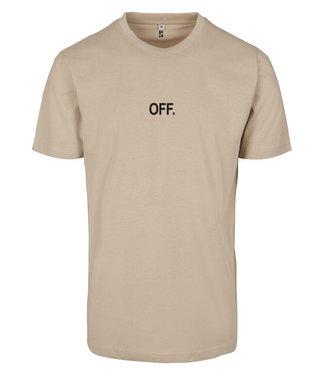 OFF. T-Shirt Sandy