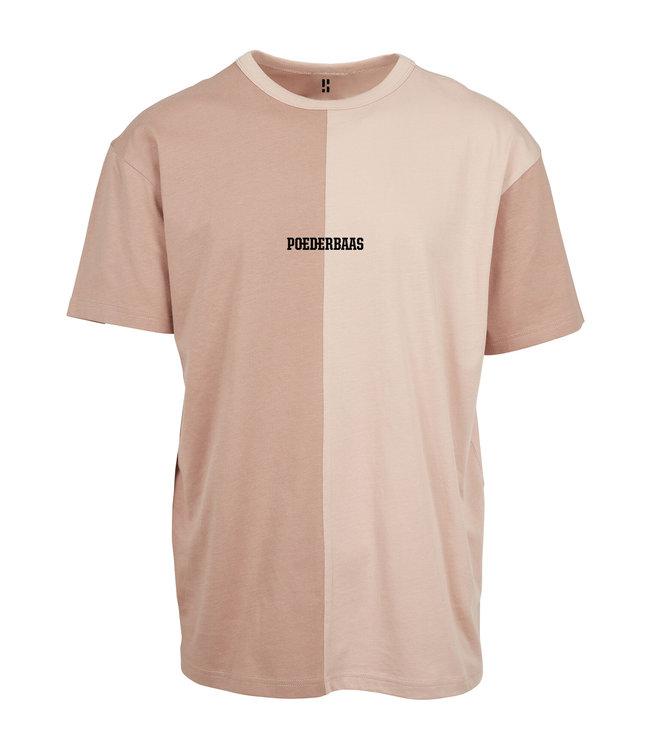 Freeride T-shirt Roze/Lichtroze