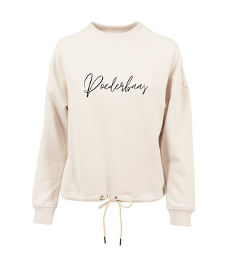 "Sandy ""Poederbaas"" Crewneck"