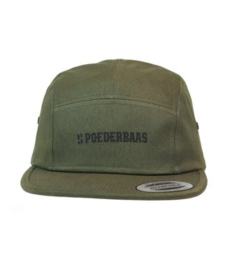 Classic jockey cap - groen