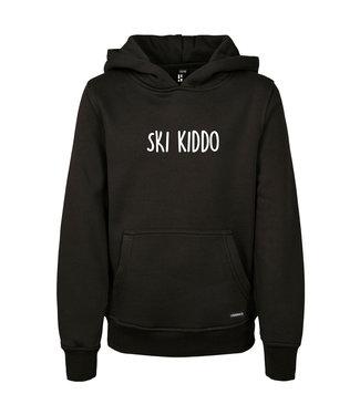 SKI KIDDO hoodie voor kids van Poederbaas