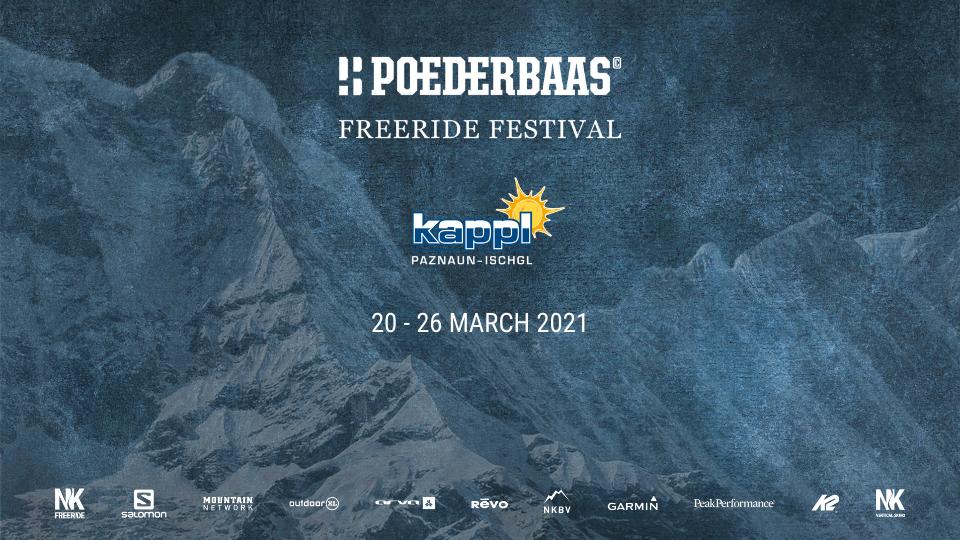 Poederbaas Freeride Festival 2021