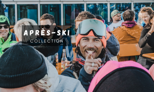 Apres-ski collection