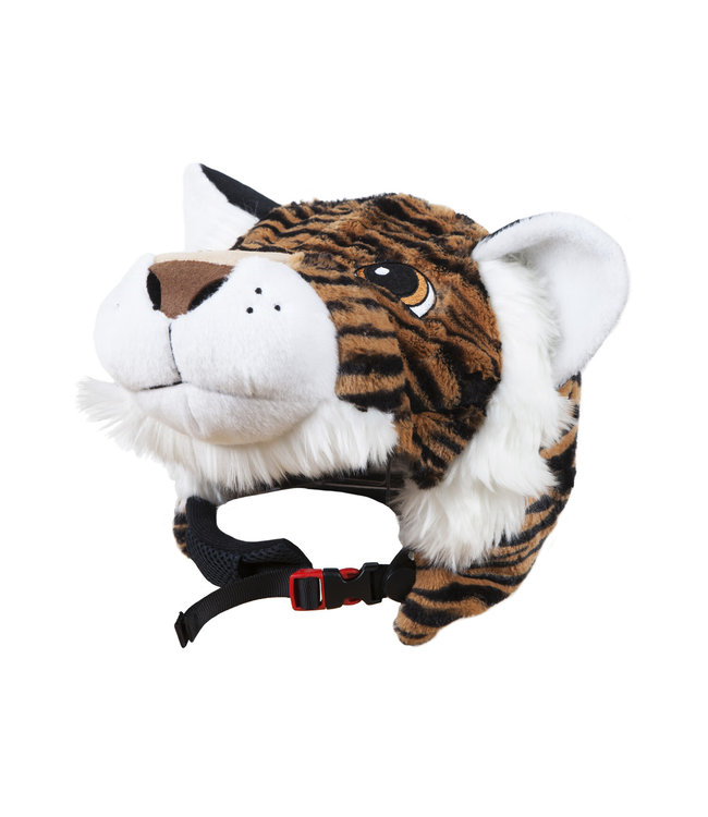 Snow Tiger - Helmet Cover