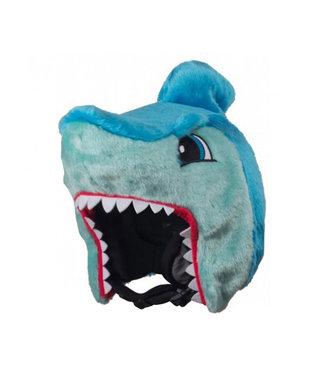 Acrtic Shark - Helmet Cover