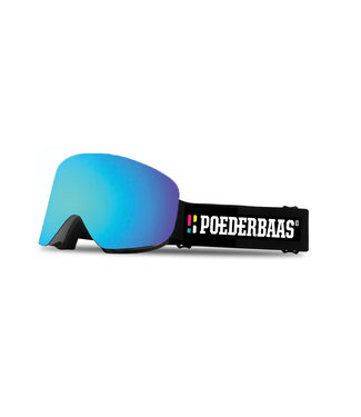 Freeride Goggle Blue for sunny weather.