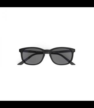 Schwarze Sonnenbrille – Poederbaas x Blueberry Collab