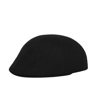 Classic driver cap - Black