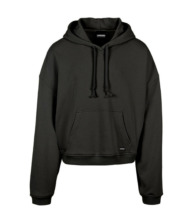 Shorty 80's Hoodie - Zwart