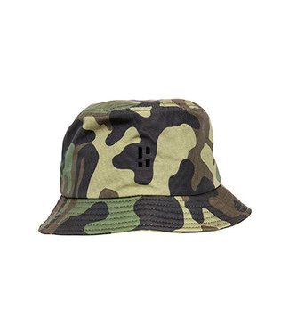 Camo Bucket Hat with PB Logo (embroidered)