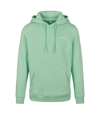 Create Your Signature Hoodie - Mint Groen
