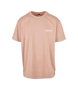 'Poederbaas' T-Shirt - Amber (Geborduurd)