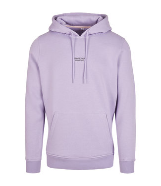 Create Your Signature Hoodie - Lila Paars