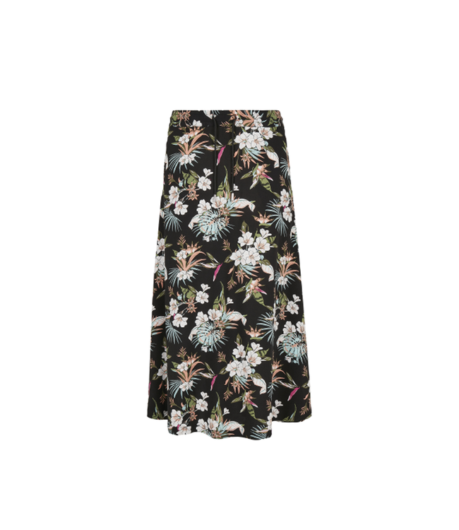 Flower Power Long Skirt