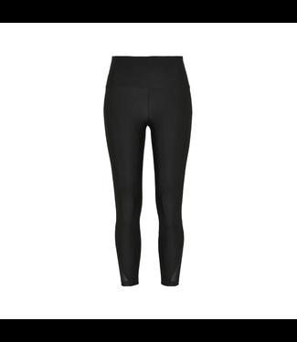 Comfortabele zwarte dames legging