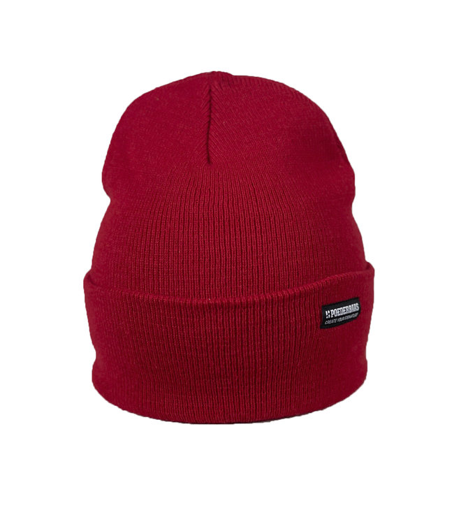 Beetroot beanie - Red