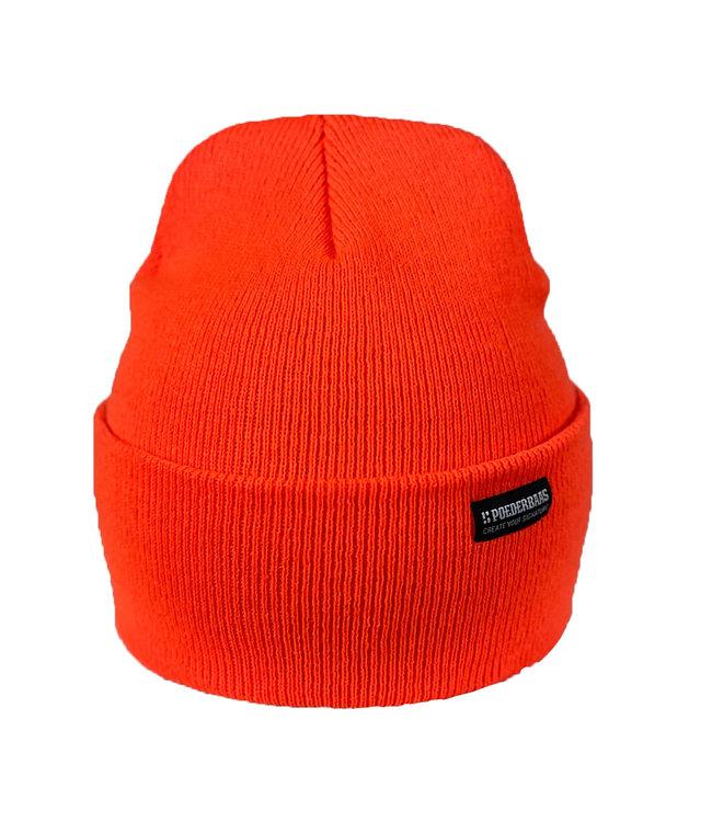 Retro beanie - Orange