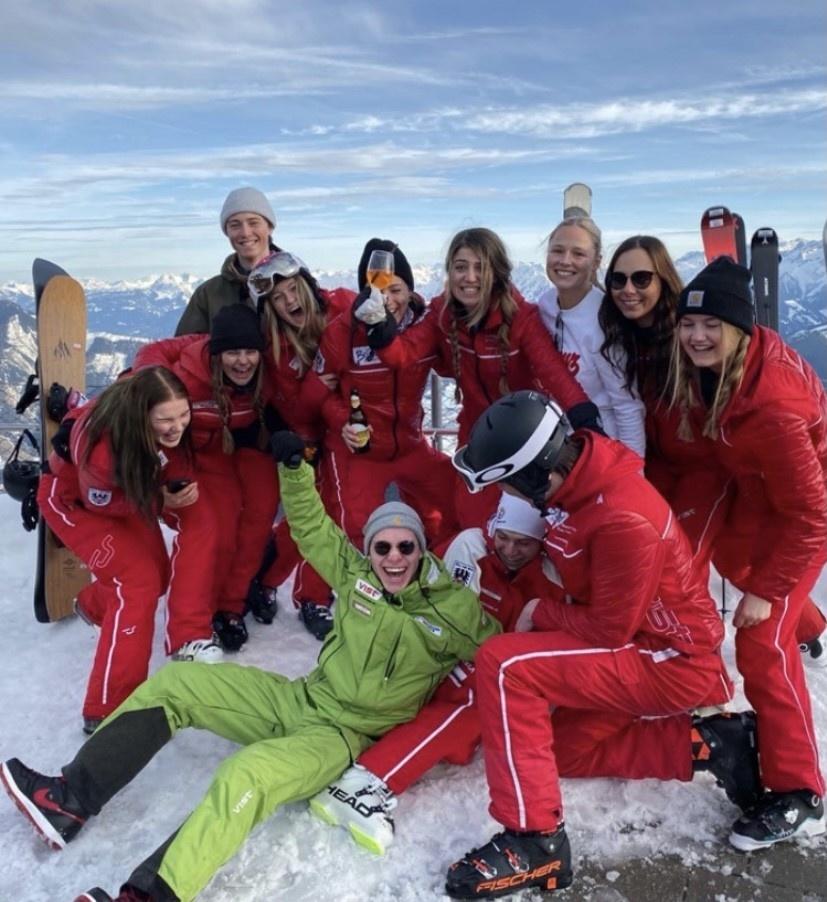 Een dag in de jas van een skileraar