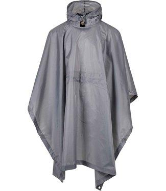 Ripstop Poncho - gray
