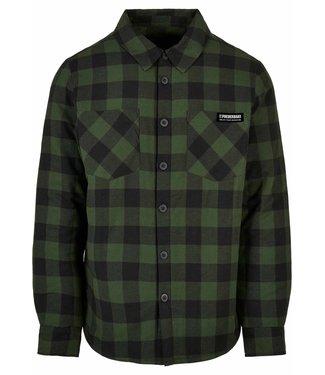 Flanel Shirt Black Forest