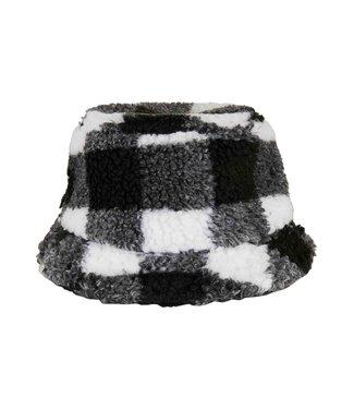 Sherpa Bucket Hat - Panther Black
