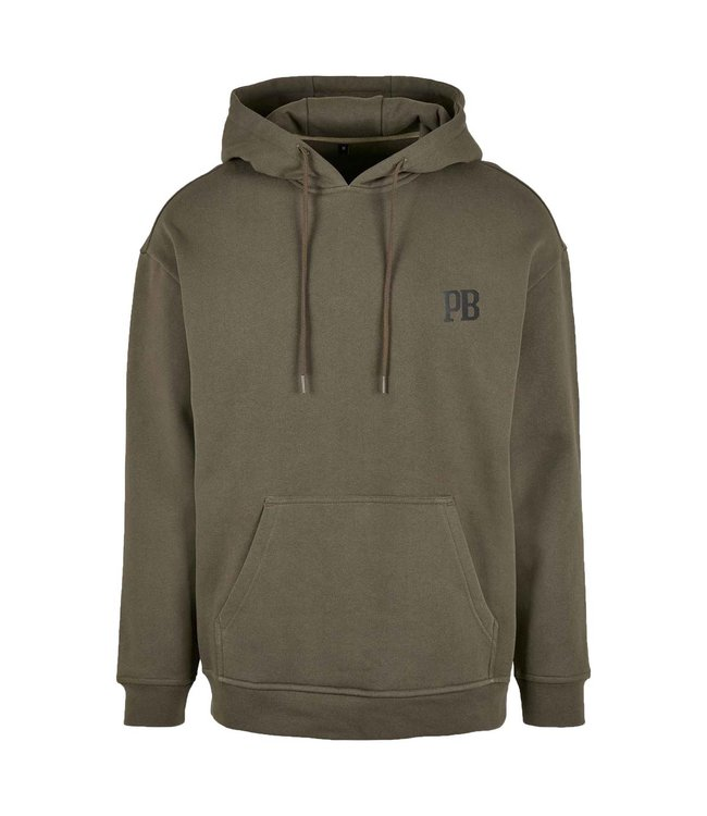 Cabin hoodie in Olive