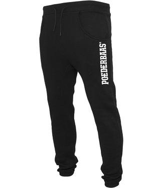 Big Black pants van Poederbaas -  Zwart