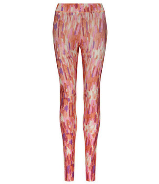 Pinky Sports Legging - multicolor high-waist sports legging